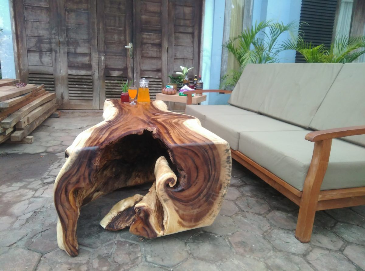 Exclusive suar wood log coffee table characteritics grains suar exclusive suar wood log coffee table characteritics grains suar wood furniture teak garden geotapseo Image collections