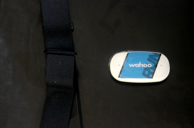 Review: Tickr Run iPhone-connected heart rate monitor from Wahoo