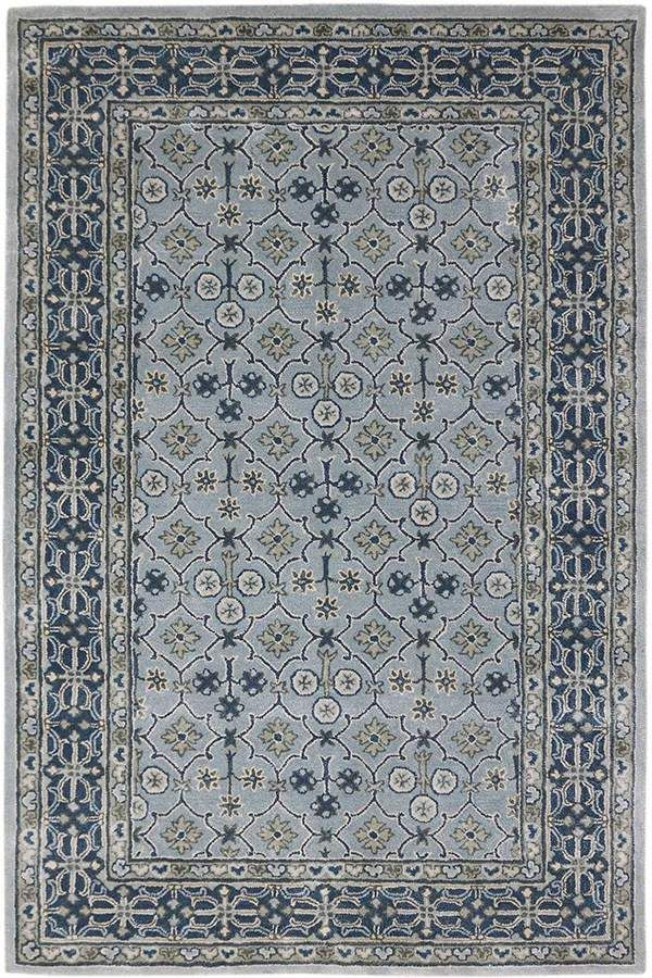 Castille Wool Area Rug Collection Wool Area Rugs Area Rugs Blue Area Rugs