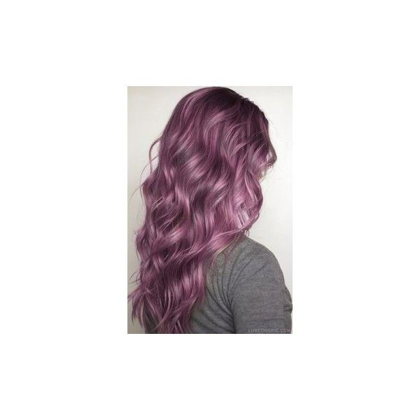 Cabelos coloridos ❤ liked on Polyvore featuring hair