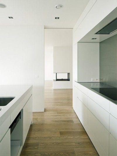E2a Zurich #interior #design #kitchen