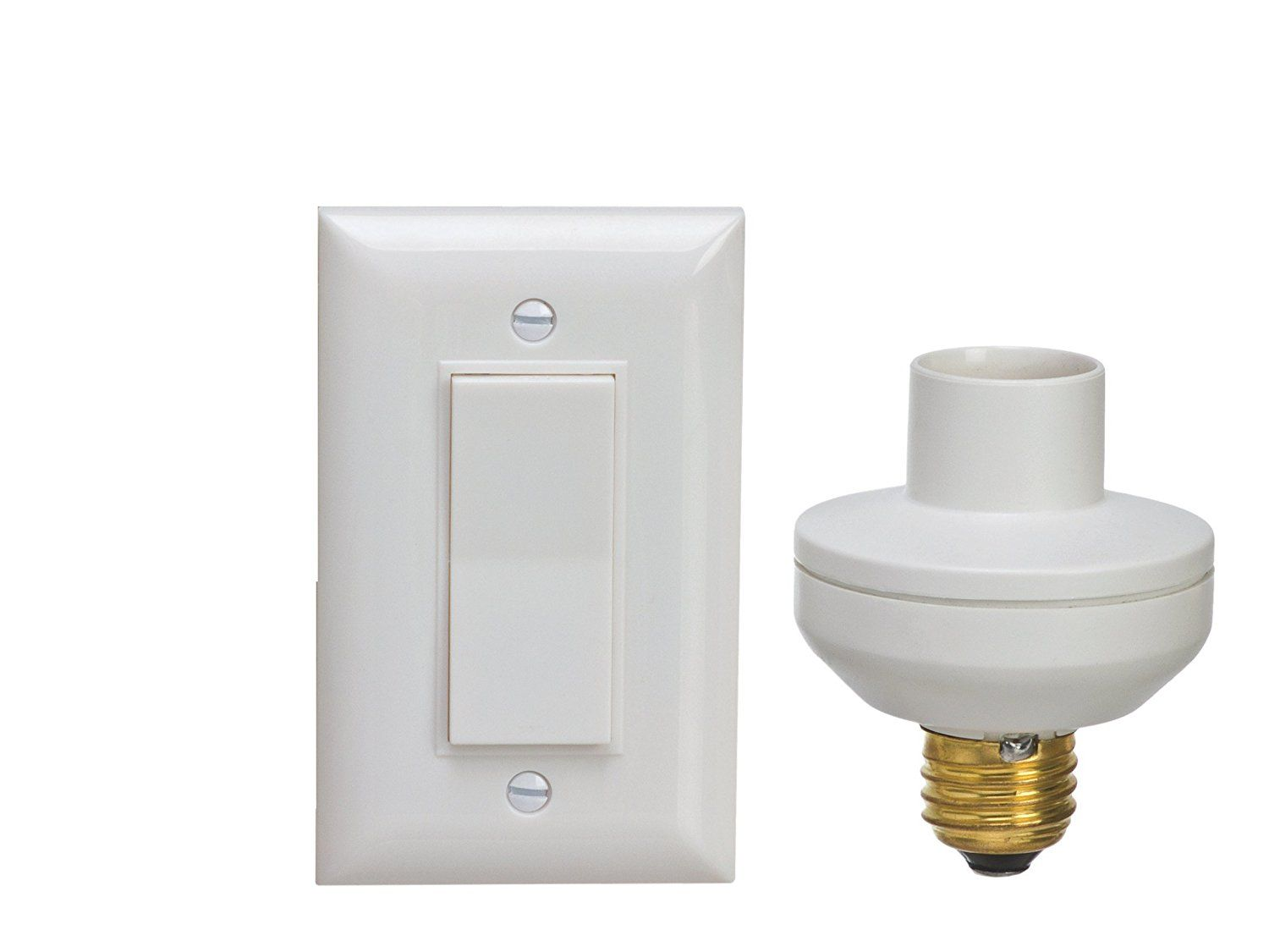 Buy Asap For Burnett Hallway Wireless Remote Control Light Switch And Socket Cap To Turn La Remote Control Light Light Switches And Sockets Remote Light Switch