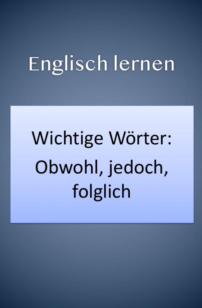 Dennoch Auf Englisch