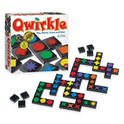 Qwirkle Game Products Pinterest Products