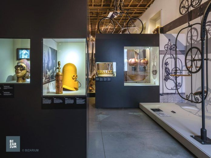 Bizarium in Sluis: Museum der kreativsten Erfindungen