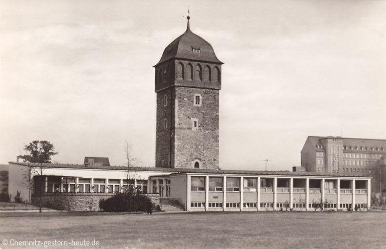 Der Rote Turm Chemnitz Gestern Heute De In 2020 Roter Turm Chemnitz Turm
