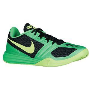 Nike Kobe Mentality - Black/Poison Green/Volt