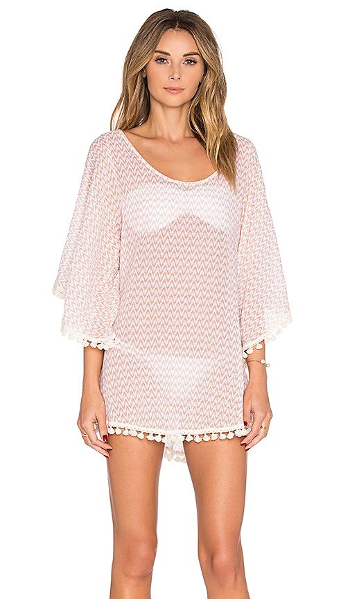 Shop for eberjey Mystic Waters Clara Cover Up in Sedona Blush at REVOLVE. Free 2-3 day shipping and returns, 30 day price match guarantee.