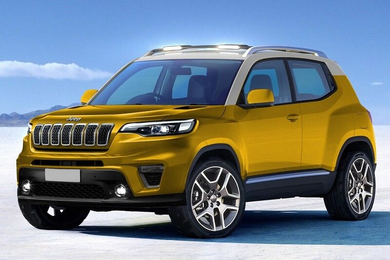 5 Upcoming New Cars Rendered From New Scorpio To Hyundai I20 New Cars Jeep Hyundai