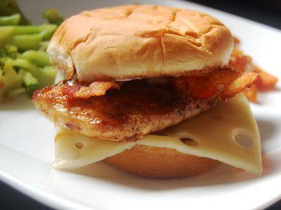 Cassie Craves: Cajun Ranch Chicken Sandwiches