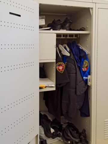 Delightful Customizable Personal Storage Locker   Franklin Police Department Franklin,  TN