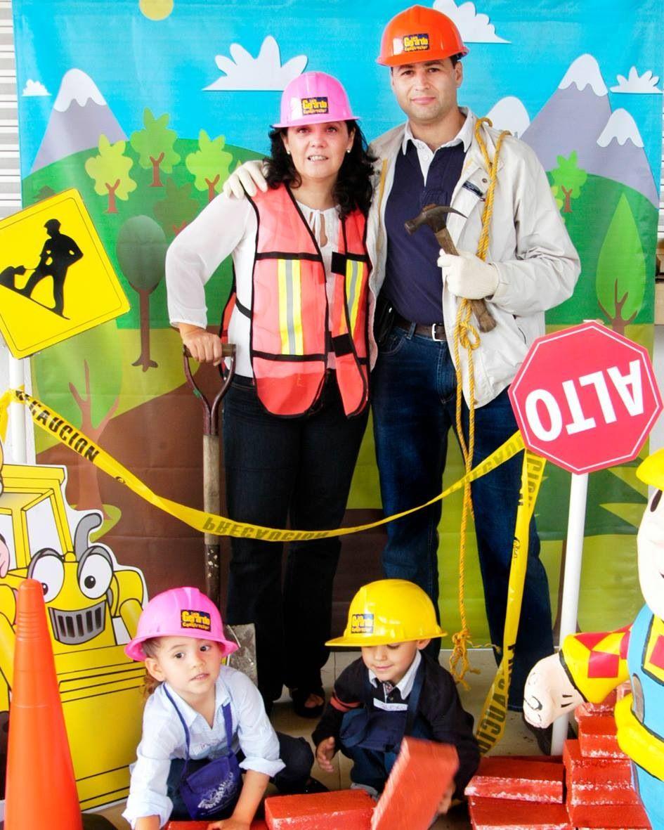 PhotoCall Bob el Constructor :) #ByLourdesMoldenjohua | CONSTRUCTION ...