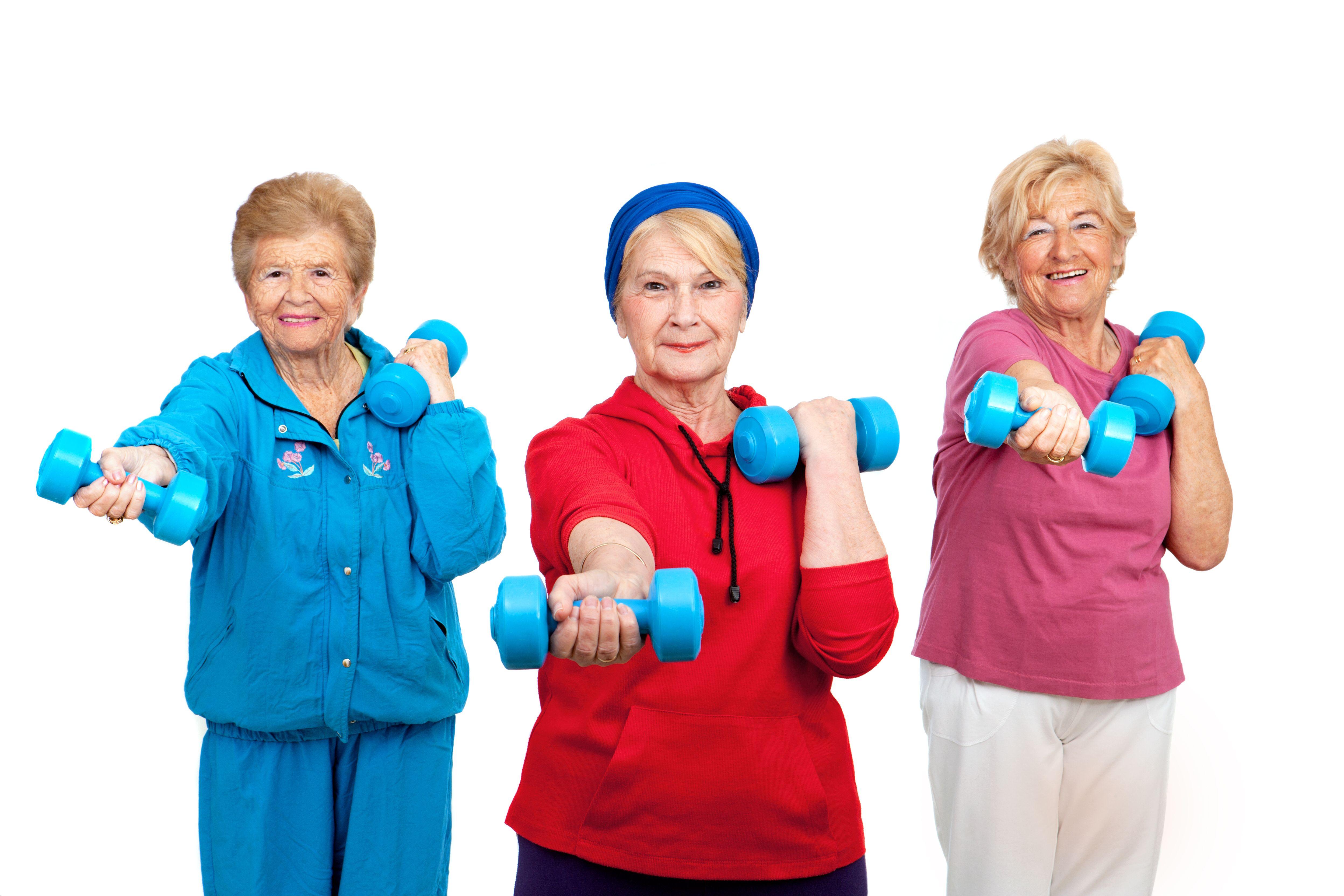 Senior Exercise 50 Stay FIT Pinterest