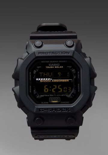 13b560b64f1 G-SHOCK Big Digital Matte Black - MATTE BLACK!   TechNews24h.com ...