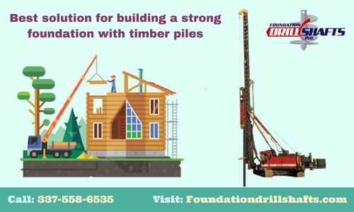 Foundation Drill Shafts Offers A Variety Of Residential And