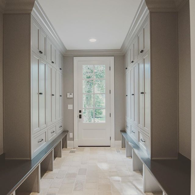 Mudroom Of The Year So Far Buildwithfocus Homebuilder Custom Mudroom Instadaily Hgtv The Real Houses Of Ig Houz With Images Mudroom Makeover Mudroom Decor Mudroom