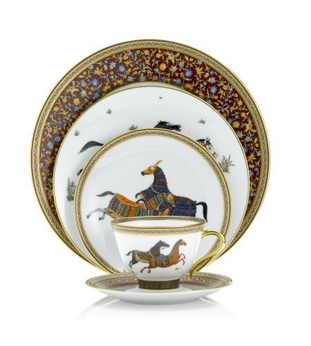 Cheval D Orient Hermes Of Course Beautiful China