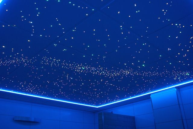 Fiber optic star ceiling panels led tiles boards bathroom sauna fiber optic star ceiling panels led tiles boards mozeypictures Image collections