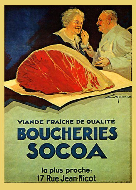 Boucherie Socoa.