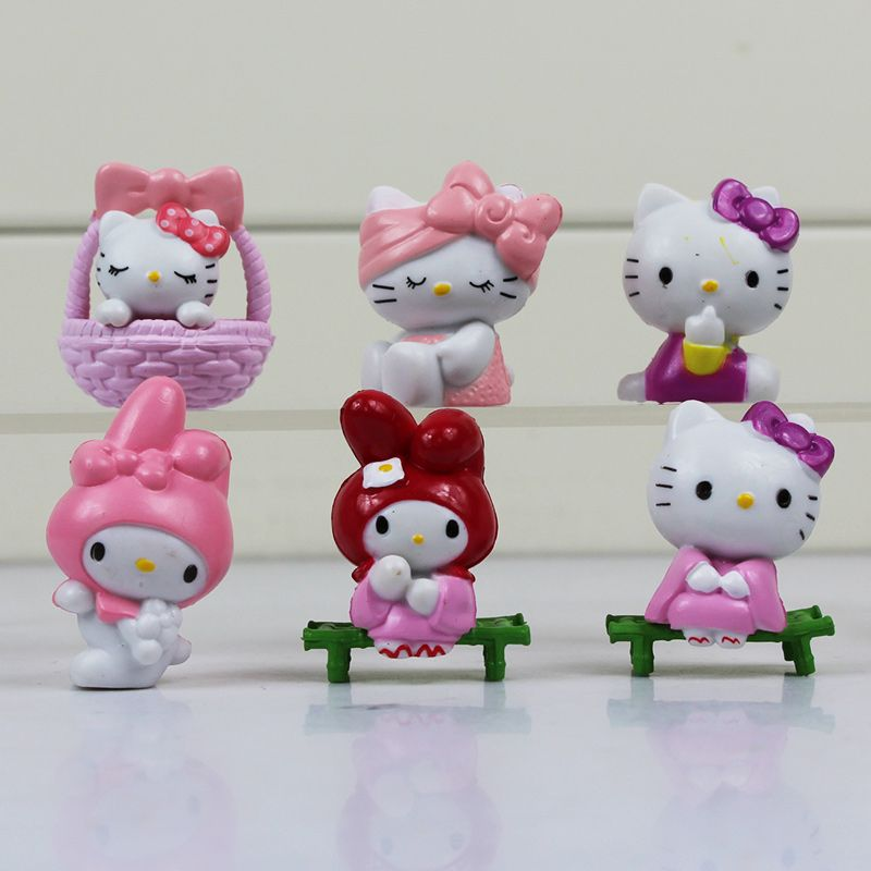 Hello Kitty Figures 4cm 6pcs //Price: $15.99 & FREE Shipping // World of Hello Kitty http://worldofhellokitty.com/hello-kitty-figures-toy-4cm-hello-kitty-kt-figure-toys-model-dolls-23cm-great-gift-6pcsset/    #collectibles