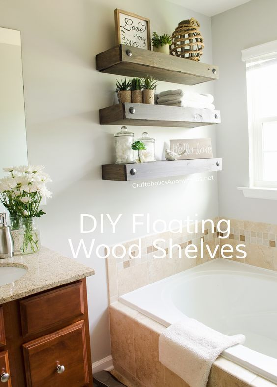 Craftaholics Anonymous Diy Floating Shelves