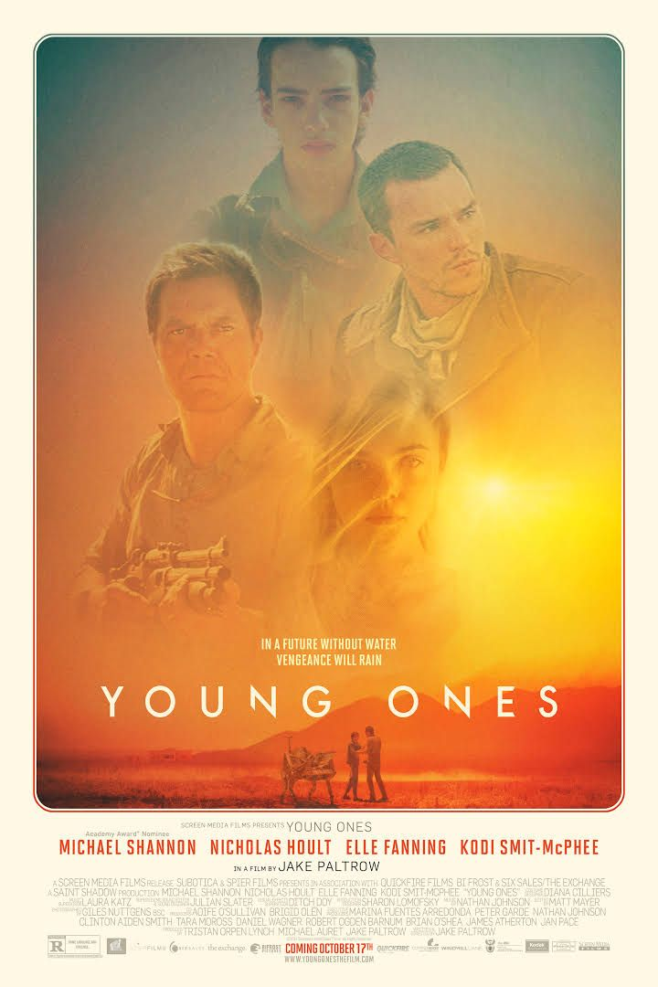 Young Ones - Nicholas Hoult, Elle Fanning. 4/10 | Cinema ...