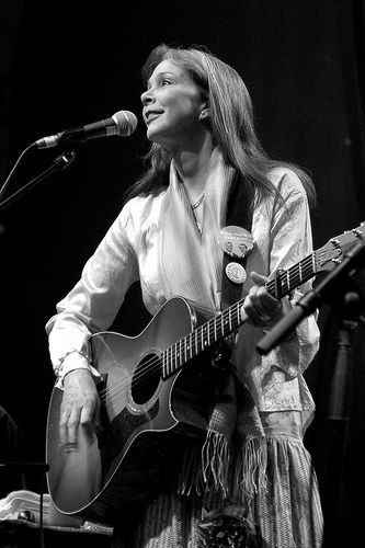 Nanci Griffith... my life is like an open book missing pages I cannot seem to find.