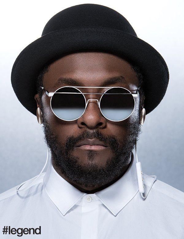 Black Eyed Peas Cool Sunglasses Sunglasses