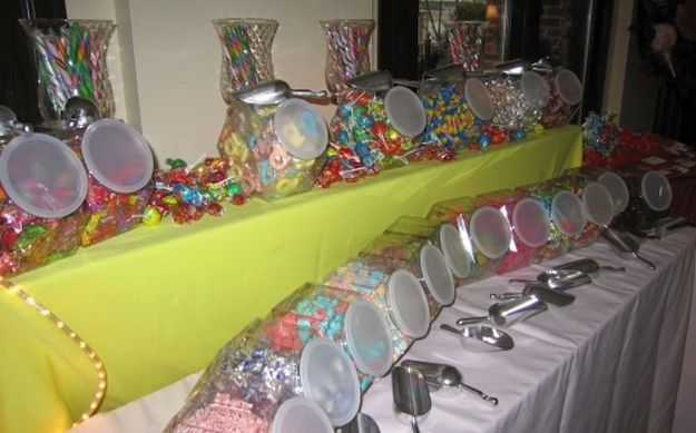 The endless candy. | 31 Reasons Why Bar & Bat Mitzvahs Were The Best