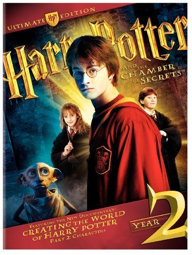 Harry Potter And The Chamber Of Secrets Four Disc Ultimate Edition Dvd Daniel Radcliffe Http Harry Potter Backpack Chamber Of Secrets Harry Potter Full