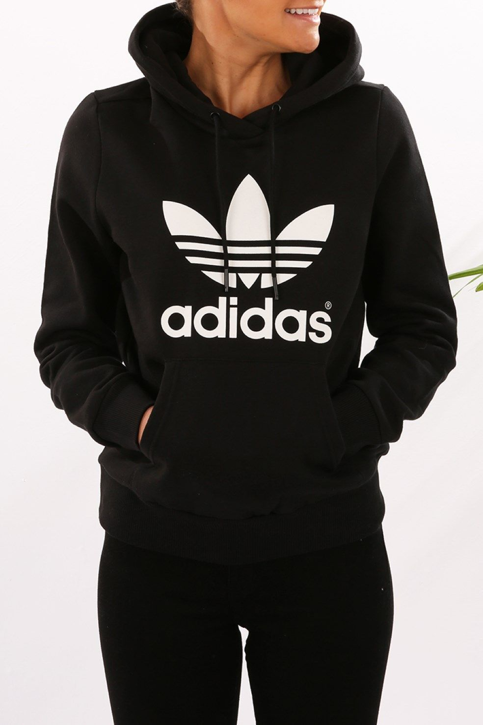 adidas Originals Art Crew Sweatshirt - Women's - Medium Grey ...