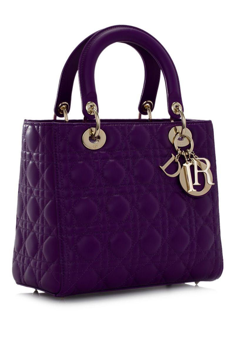 8d68fe7335 Christian Dior Lady Dior Medium Bag