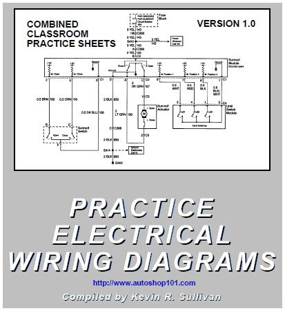 Auto Electrical Wiring Diagram Manual misc Pinterest