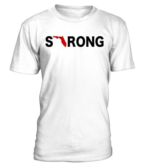 Florida Strong T-Shirt   Teezily   Buy, Create & Sell T-shirts to turn your ideas into reality