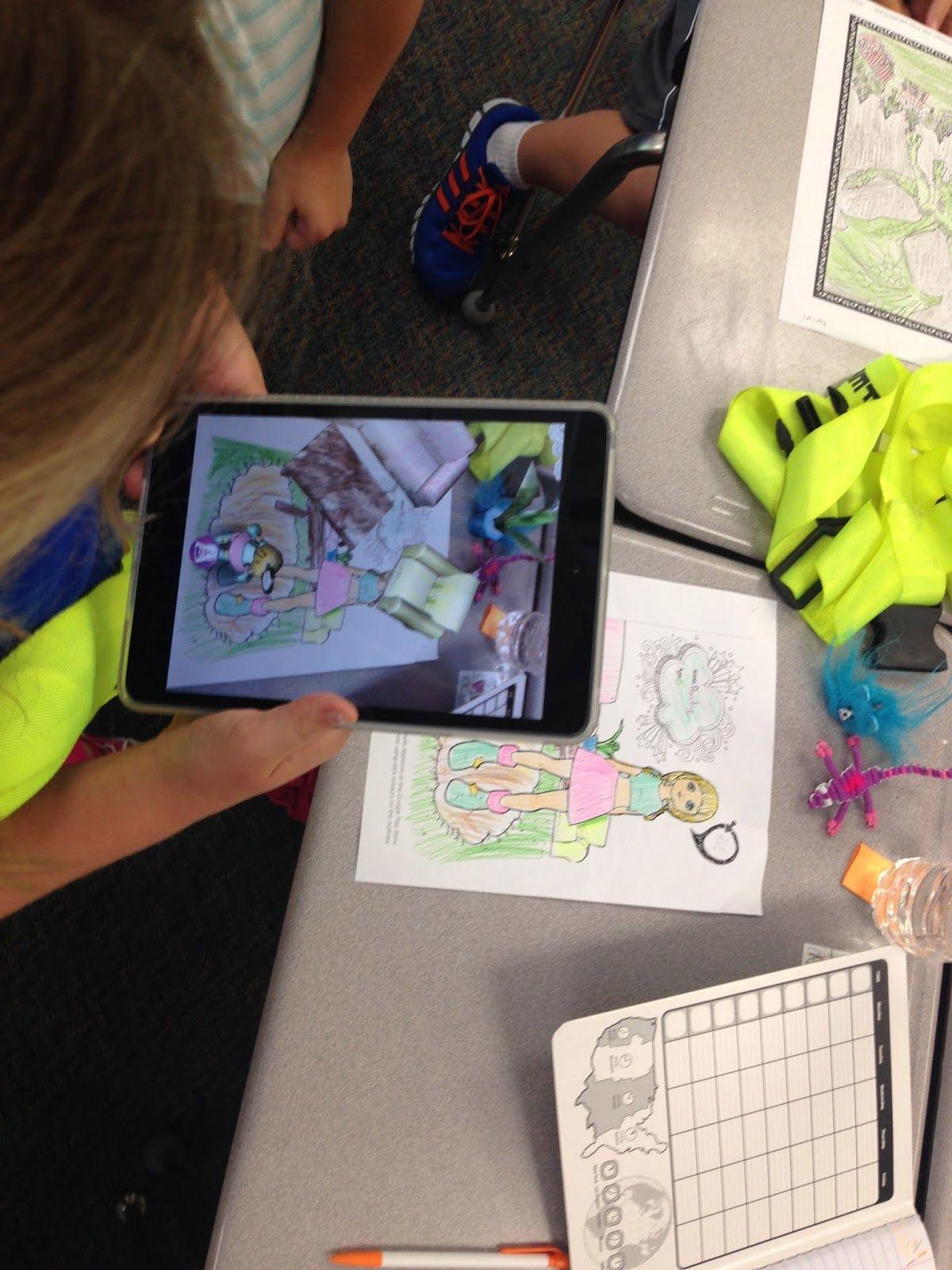 5 Ways to Use Aurasma in the Classroom | Visual literacy
