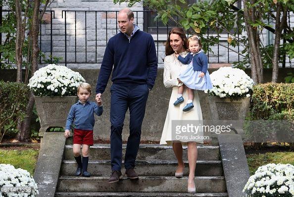 príncipe William e Kate