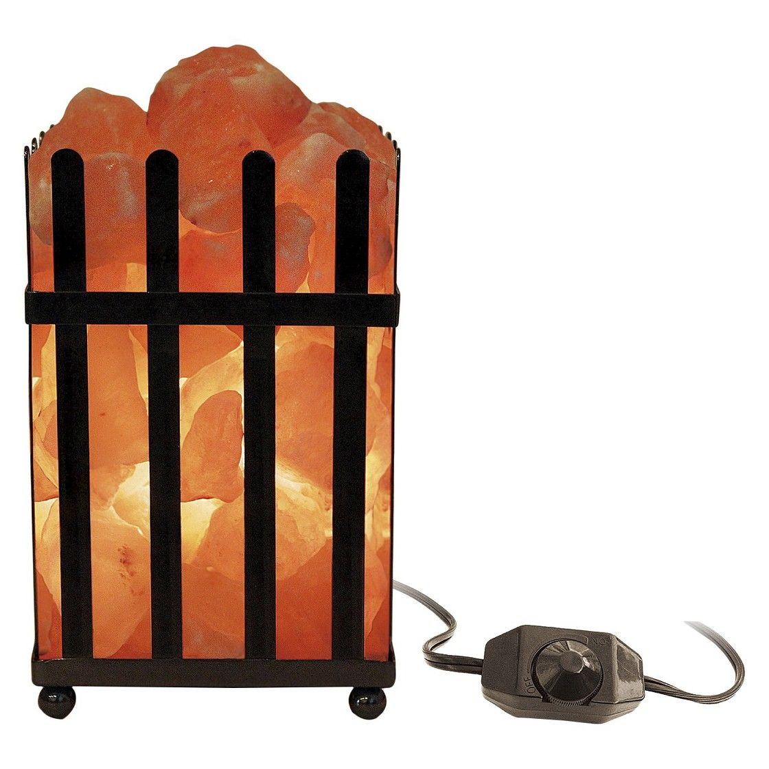 Salt Lamp Target Impressive Natural Air Purifying Himalayan Small Picket Frame Salt Lamp Decorating Design