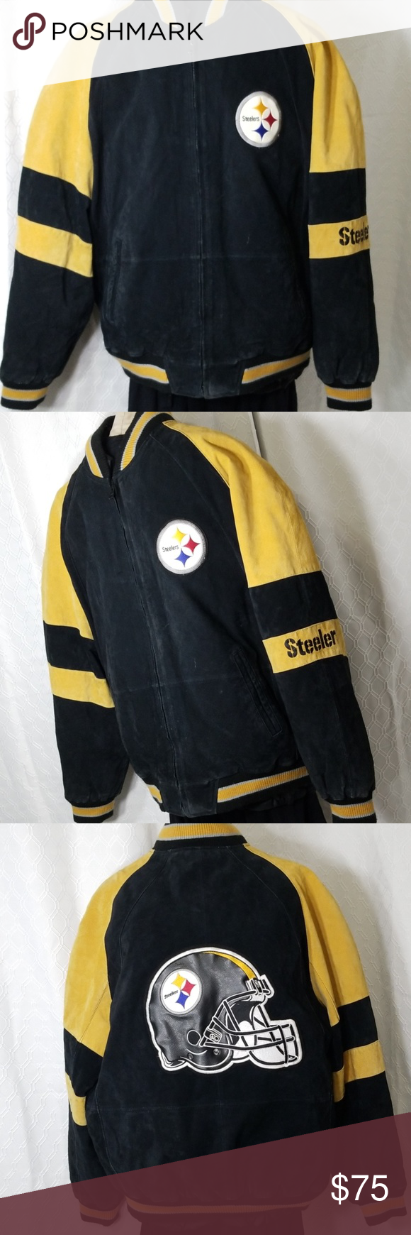 Pittsburgh Steelers jacket Jackets, Steelers jacket