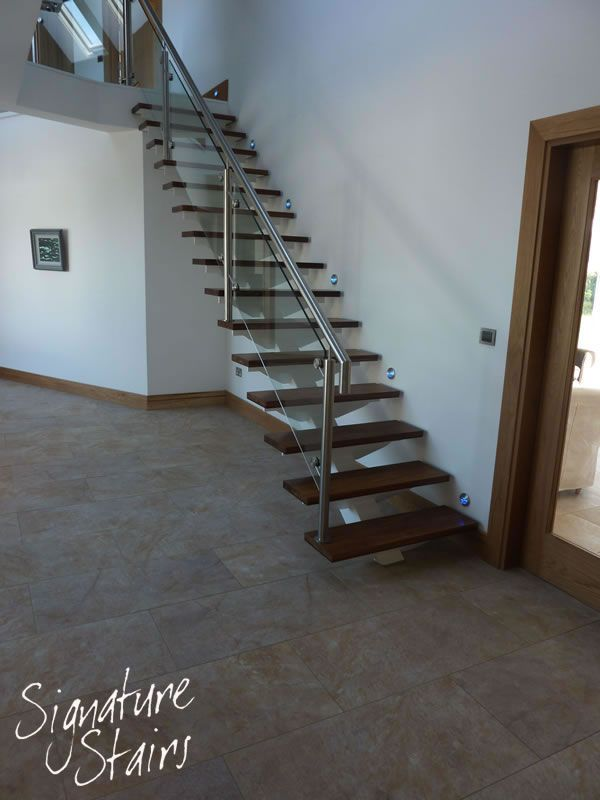 Best Contemporary Staircases With Images Staircase Design 400 x 300