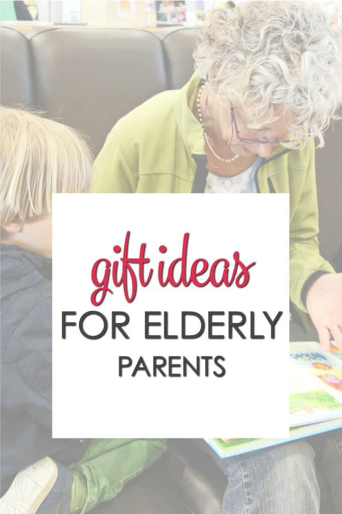 Not Sure What To Get Older Folks On Your Shopping List