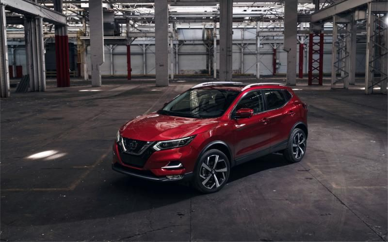 2019 Nissan Rogue Sports Design Modifications, Hybrid