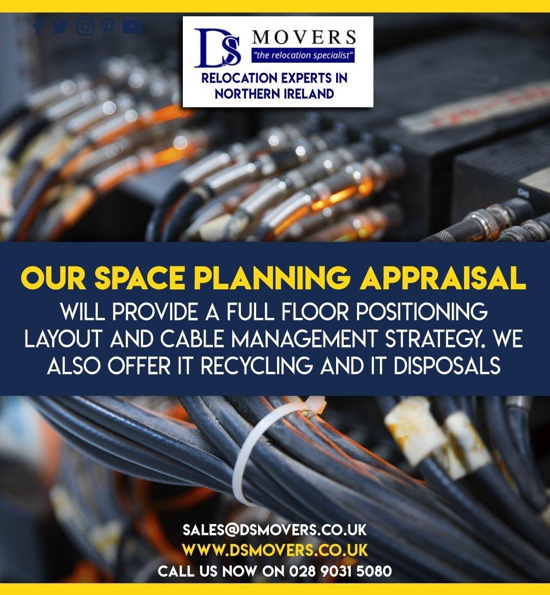 Space Planning Appraisal We Also Offer It Recycling And It