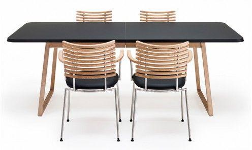 Epingle Par Majbritt Pedersen Sur Meubles Et Deco Table De Salle A Manger Extensible Table Salle A Manger Mobilier De Salon