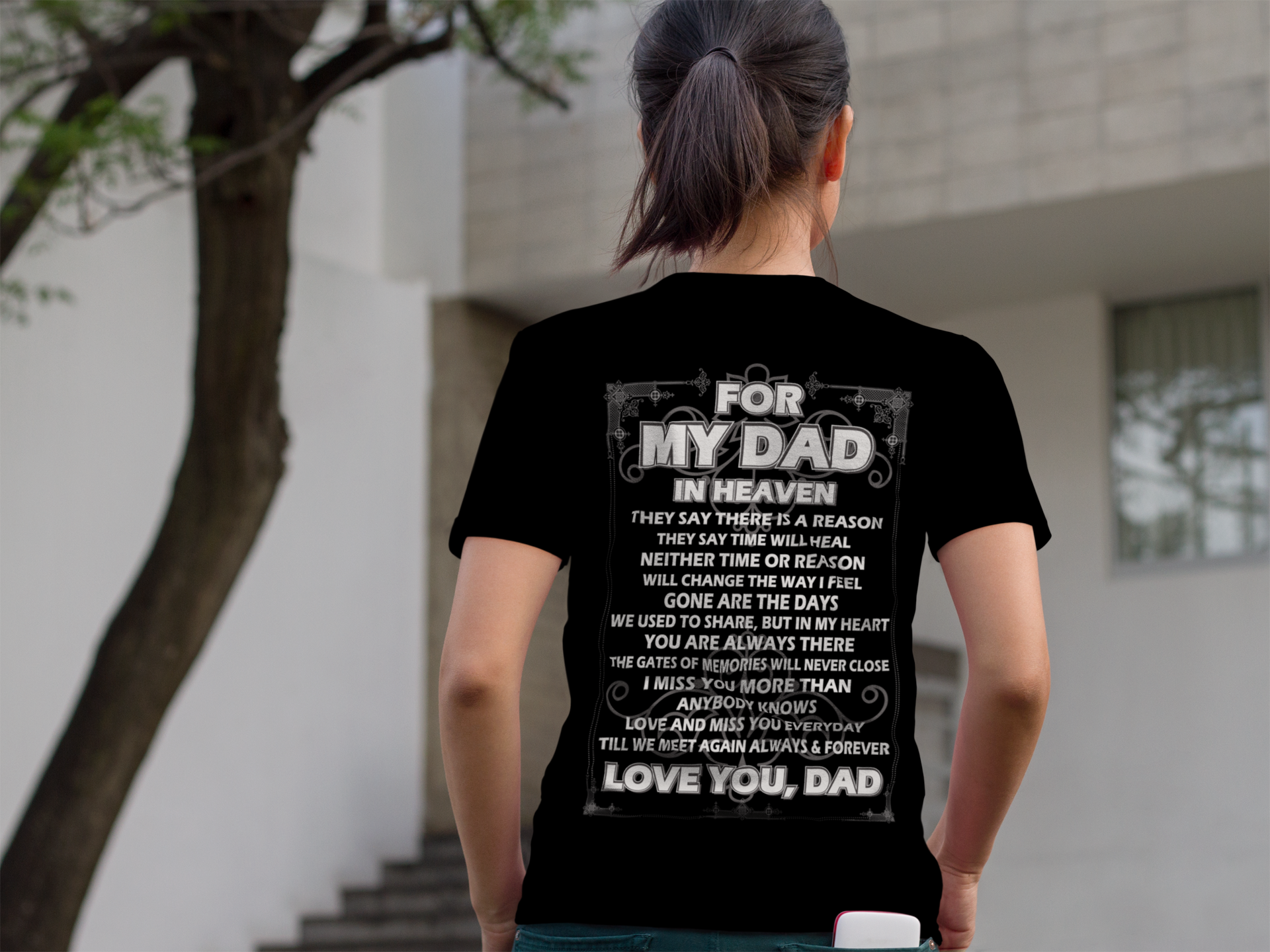 5a5f1757 Fathers Day Memorial TShirts | Teespring Dad in Heaven Shirt, Memorial  Tshirt, Dad Gift, Fathers Day, RIP Shirt, Memorial Shirt, RIP Dad Shirt,  Gifts for ...