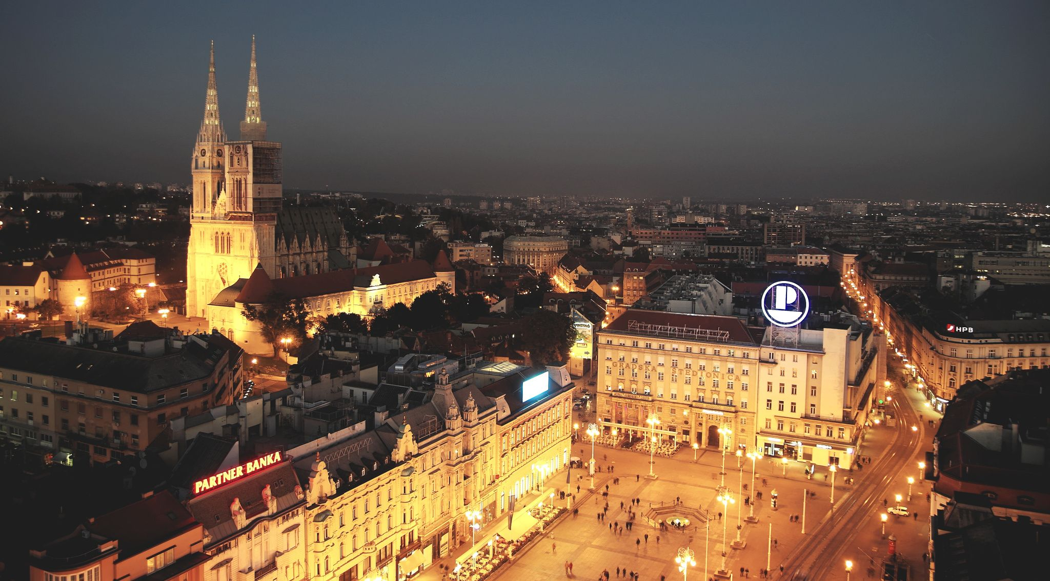 Zagreb City Center Zagreb Zagreb Croatia City
