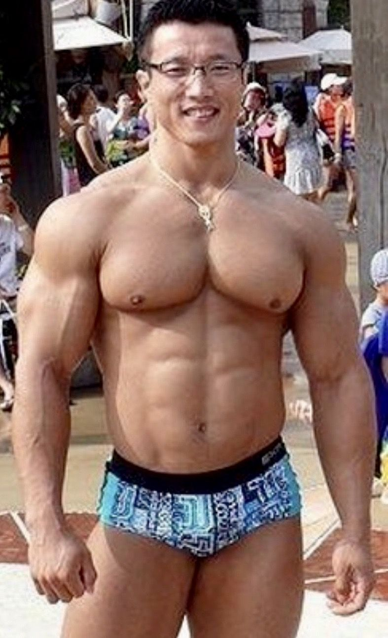 Pin by Dan Ip on Asian bodybuilders | Bodybuilders