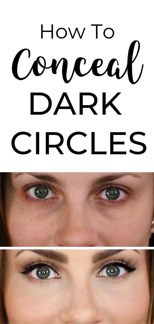 How To Cover Dark Under Eye Circles Dark Eye Circles Concealer For Dark Circles Dark Circles Around Eyes