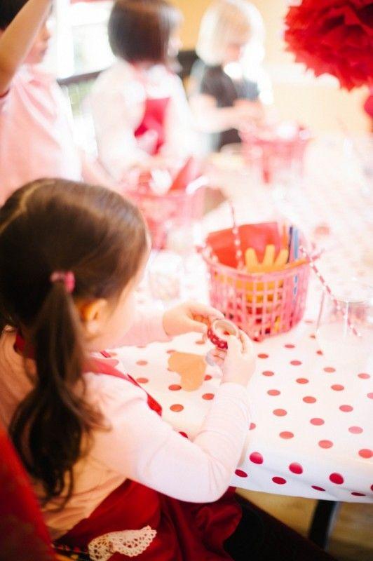 Card Making Party Ideas Part - 40: DIY | Valentine Crafts | Kids Party | Valentine Card-Making Party | Natalie  Bradley