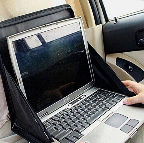 Design61 Travel Car Laptop Notebook Stand Holder Tray Bag Mount Back ...