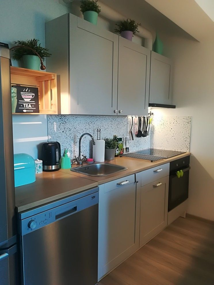 Best Knoxhult Grey Kitchen Ikea Knoxhult Ikea Grey Kitchen 400 x 300